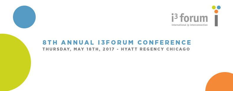 i3forum 2018 - 9th Annual Conference