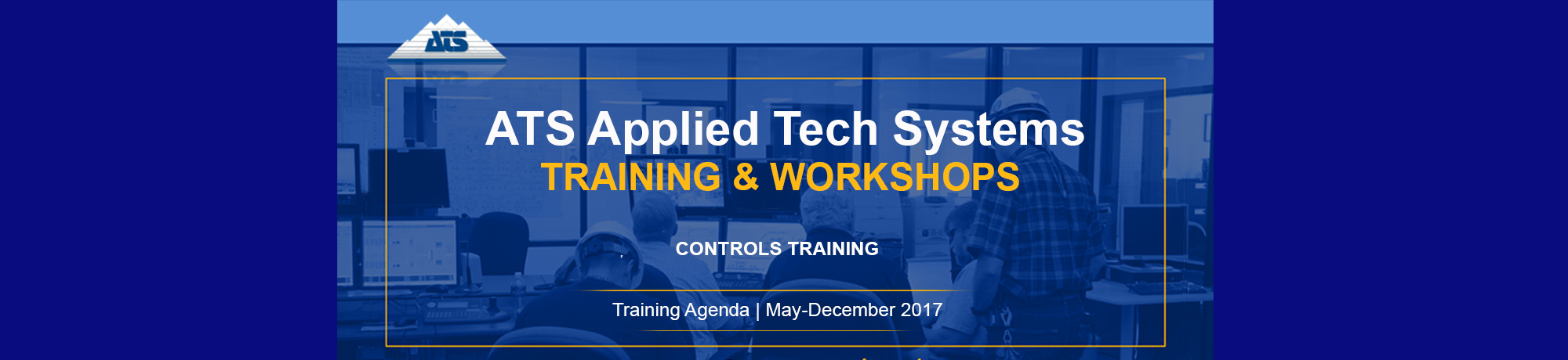 ATS Applied Tech Systems Training - Controls Training