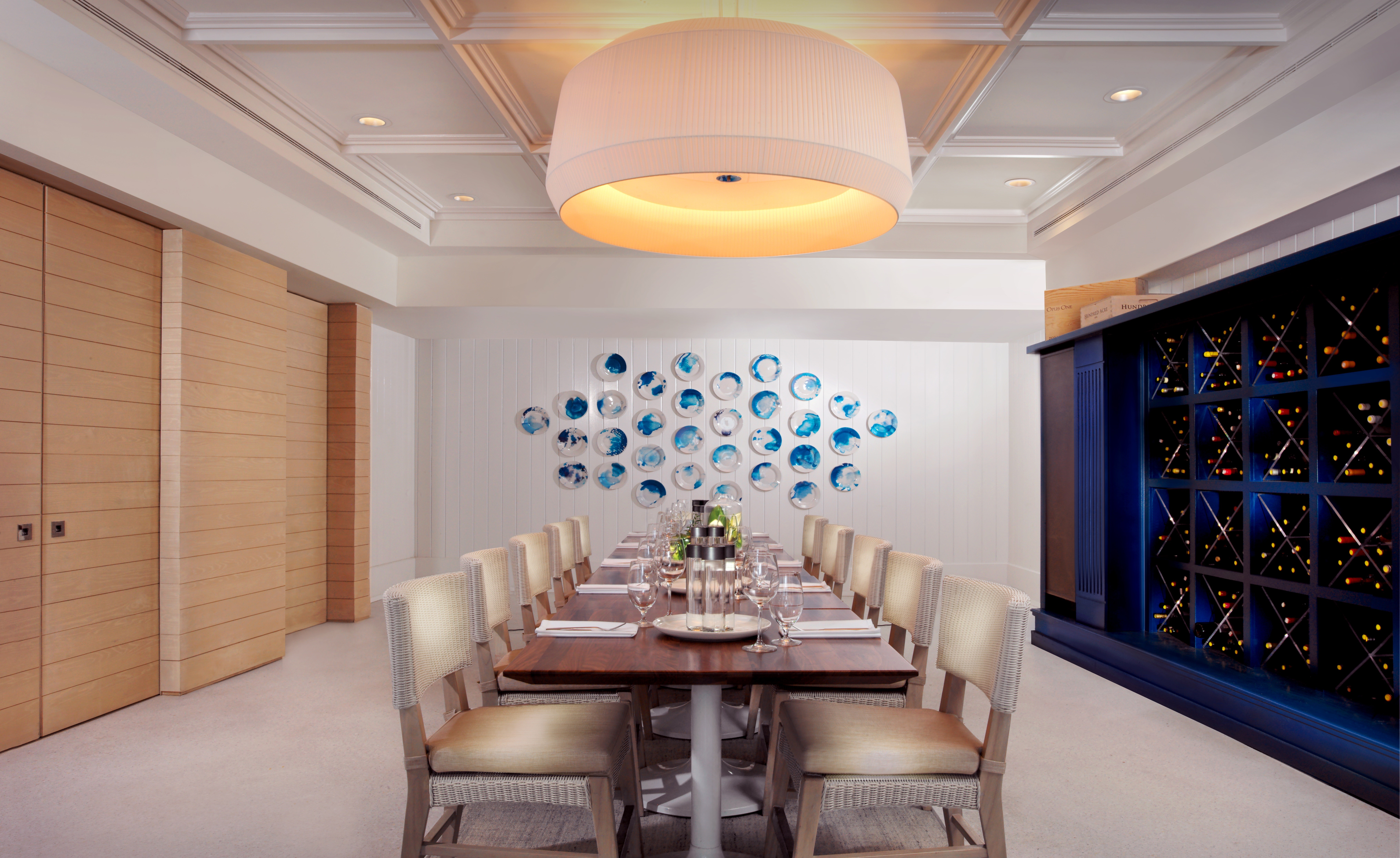 Baleen Private Dining Room