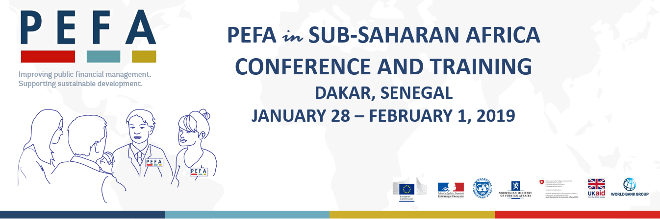 PEFA in Sub-Saharan Africa Conference & Training