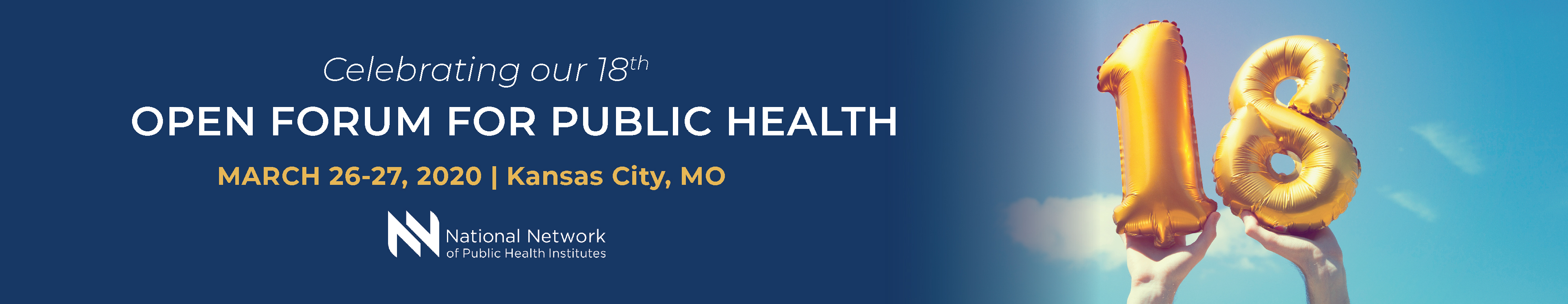 Spring 2020 Open Forum for Public Health
