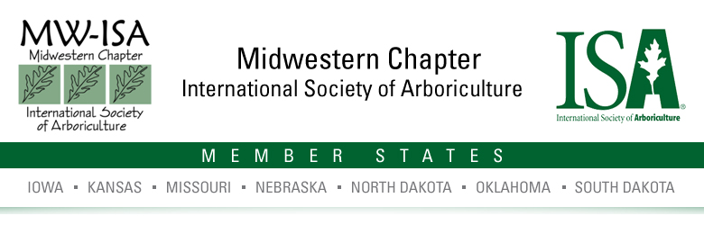 Midwestern Chapter - ISA Tree Risk Assessment  Qualification Course – Aberdeen, SD