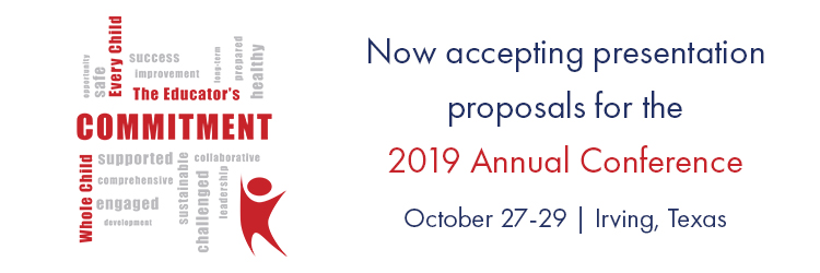 Call for Presentation Proposals - 2019 Annual Conference