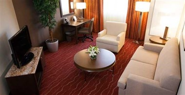 Bay Suite Sitting Area