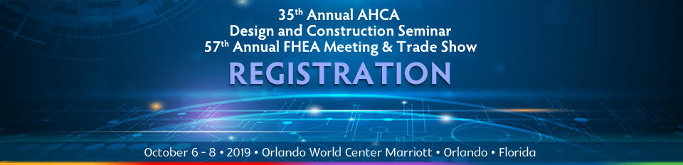 35th Annual AHCA Design and Construction Seminar