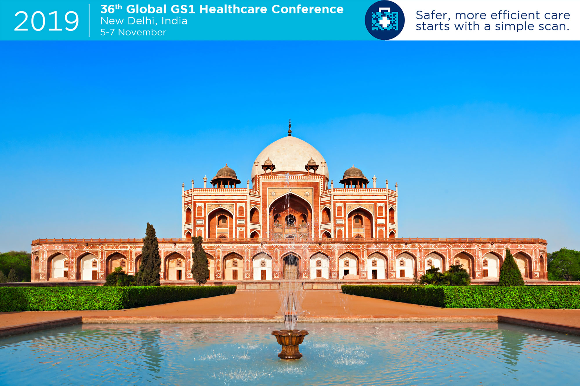 36th Global GS1 Healthcare Conference, New Delhi