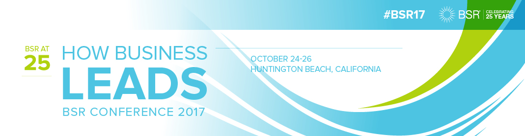 BSR Conference 2017