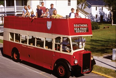Beaufort Double Decker Bus