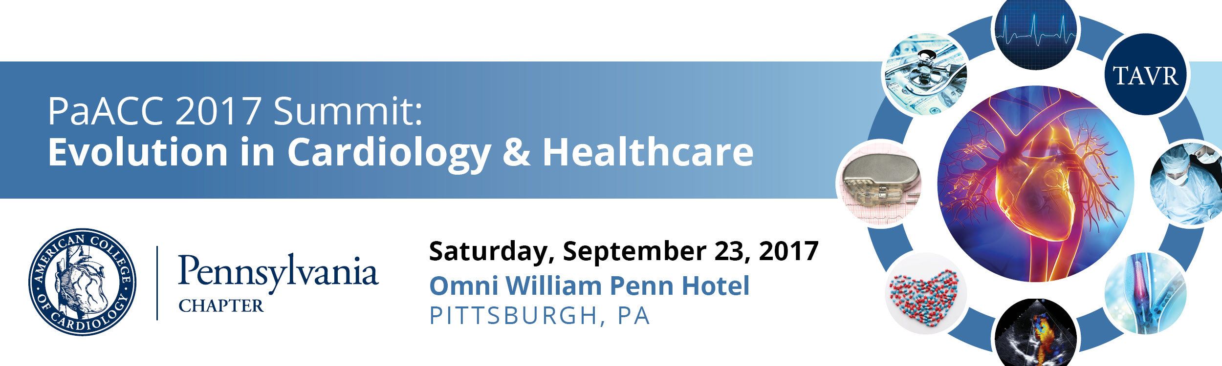 PaACC 2017 Summit: Evolution in Cardiology & Healthcare