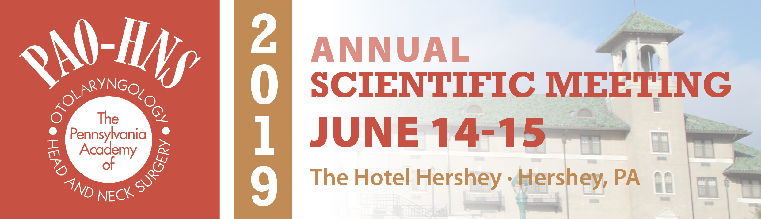 PAO-HNS 2019 Annual Scientific Meeting