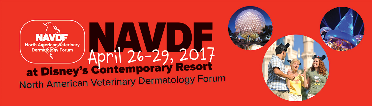 2017 North American Veterinary Dermatology Forum