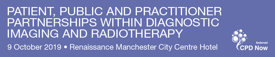 Patient, Public and Practitioner Partnerships within Diagnostic Imaging and Radiotherapy