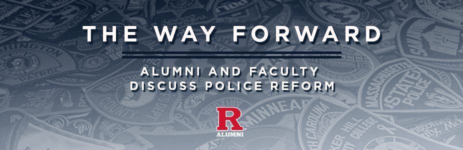 The Way Forward: J. Scott Thomson CCAS'94 Discusses Police Reform