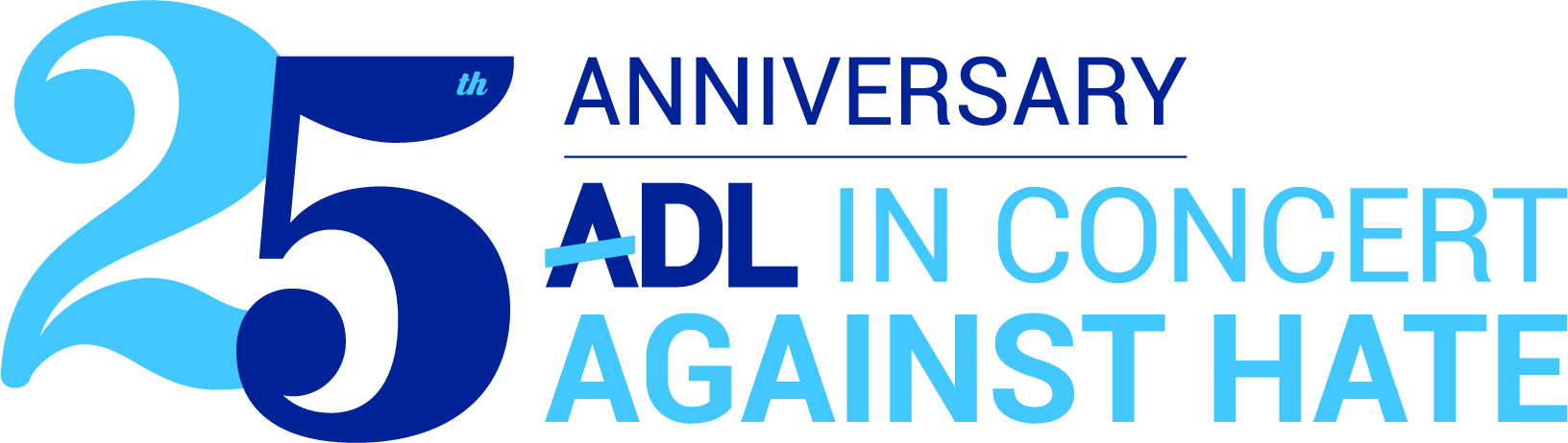 25th Annual ADL In Concert Against Hate