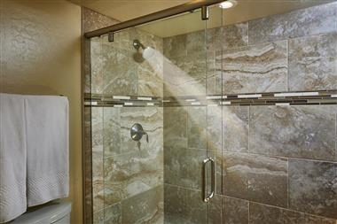 Standard Room Shower