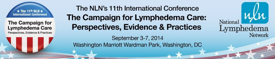 11th NLN International Conference - The Campaign for Lymphedema Care: Perspectives, Evidence & Practices
