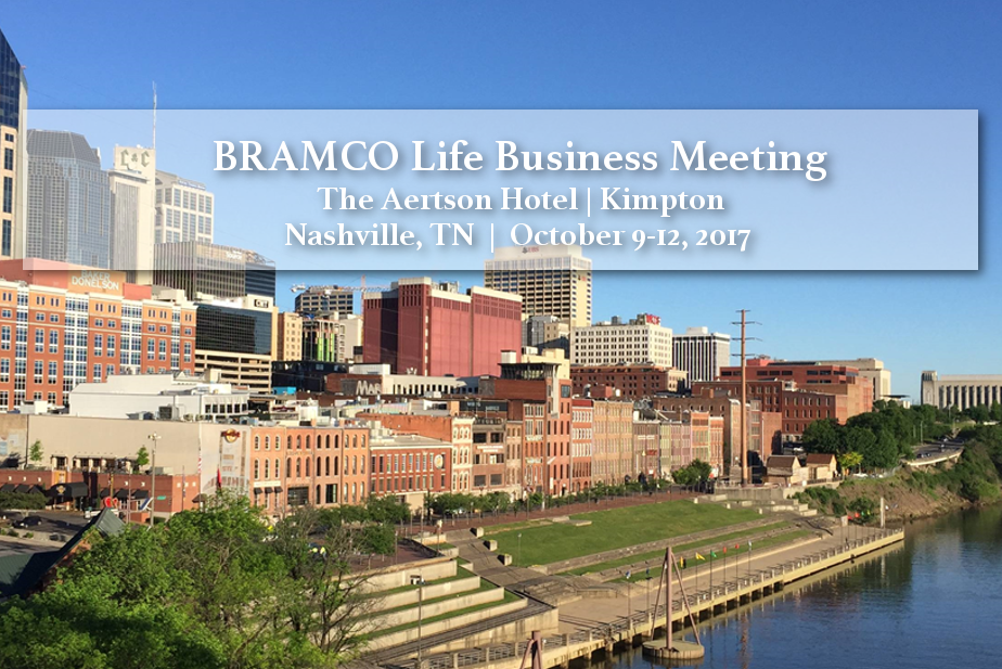 BRAMCO 2017 Life Carrier Meeting