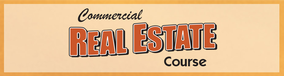 21st Annual Commercial Real Estate Course