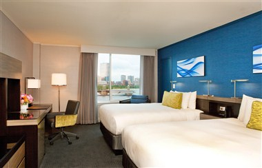 West Tower Guest Room - Double Double