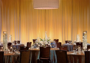 Sonesta Resort - Ballroom wedding