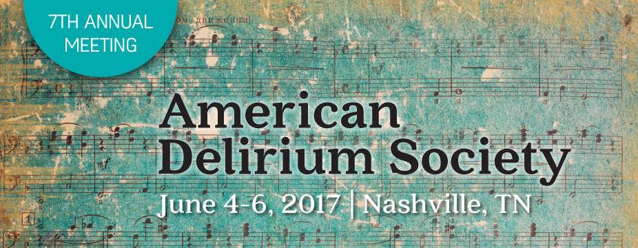 7th Annual American Delirium Society