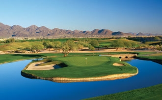 TPC Golf Course Scottsdale