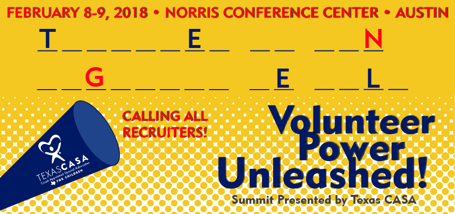 2018 Volunteer Power Unleashed Summit