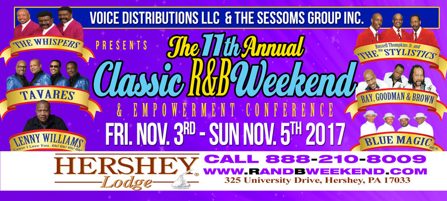 11th Annual Classic R&B Weekend