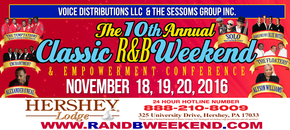 10th Annual Classic R&B Weekend