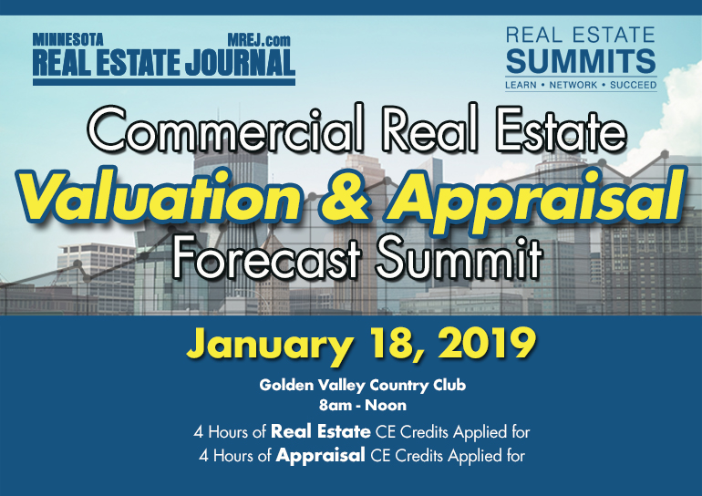 Commercial Real Estate Valuation & Appraisal Forecast Summit