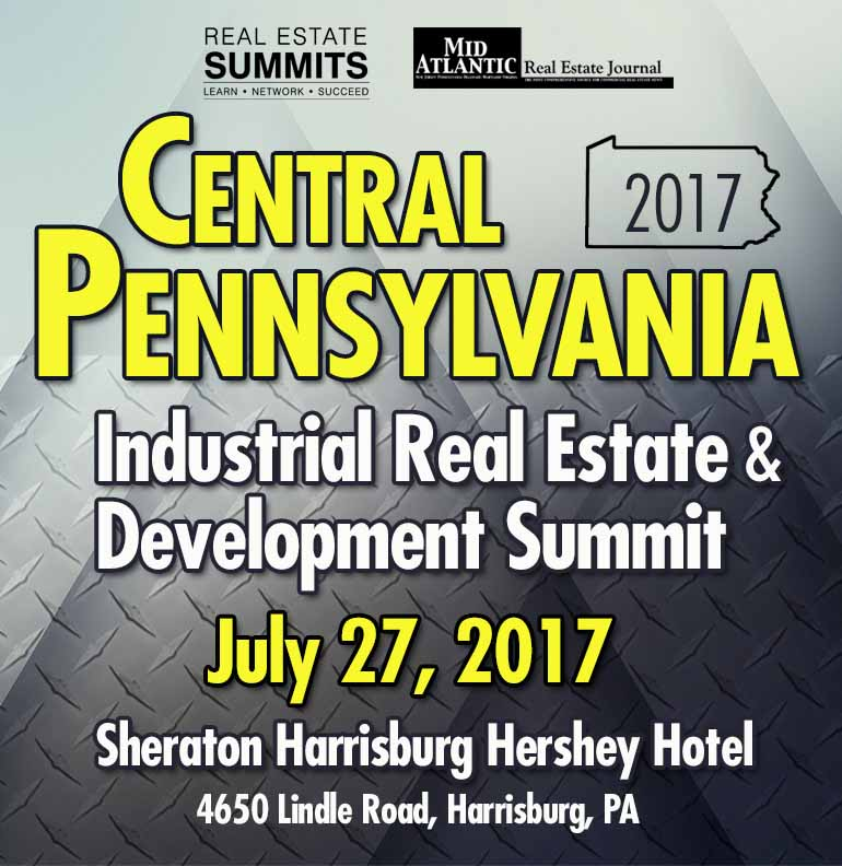 Central Pennsylvania Industrial Real Estate & Development Summit