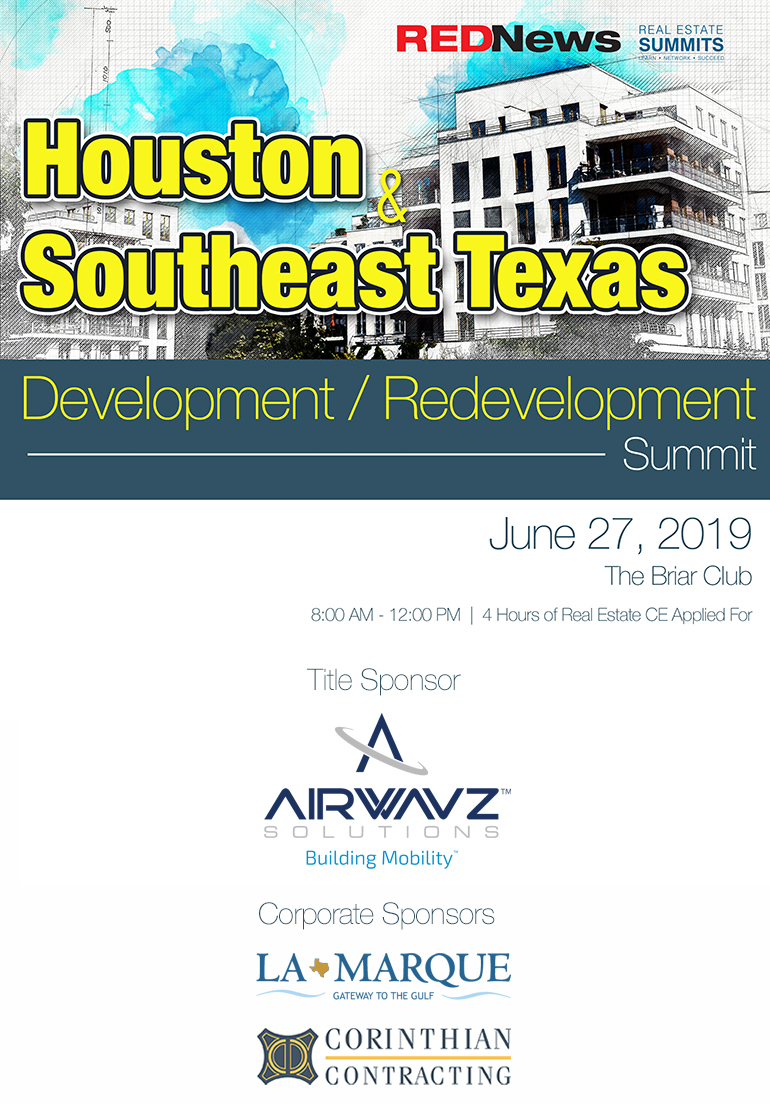 Houston & SE Texas Development/Redevelopment Summit