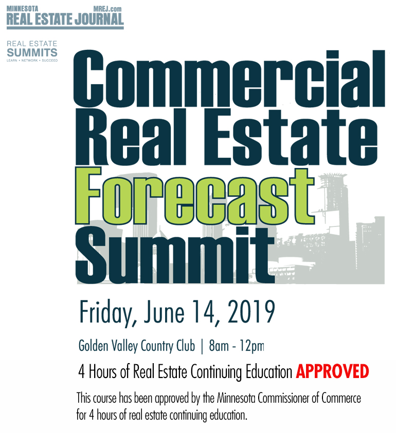 2019 Commercial Real Estate Forecast Summit