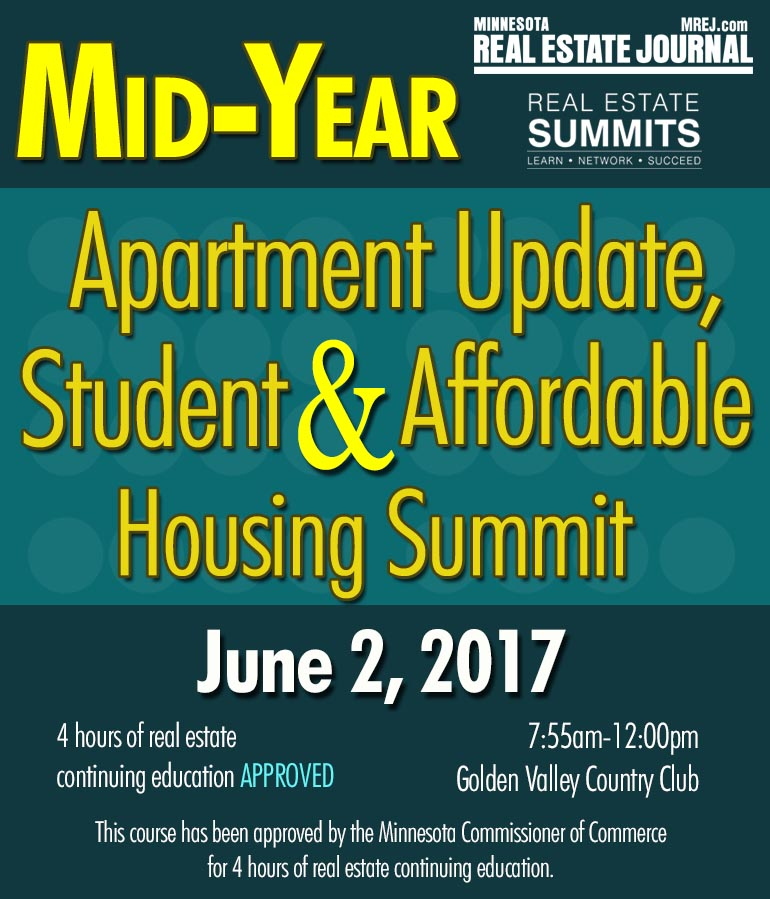 Mid-Year Apartment/Student Housing & Affordable Housing Summit