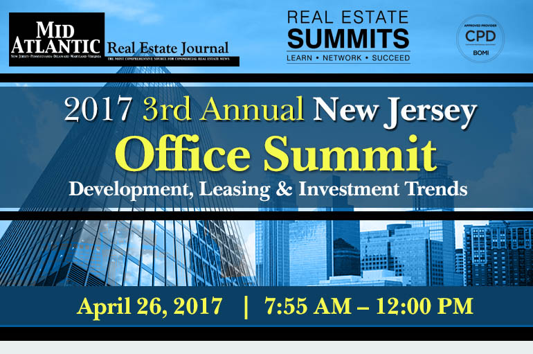 3rd Annual New Jersey Office Summit