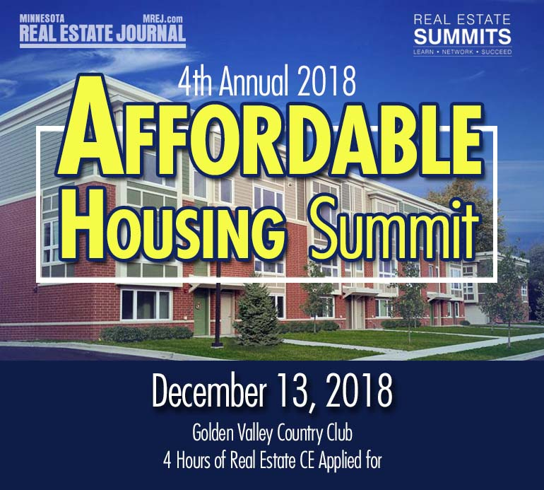 2018 Affordable Housing Summit