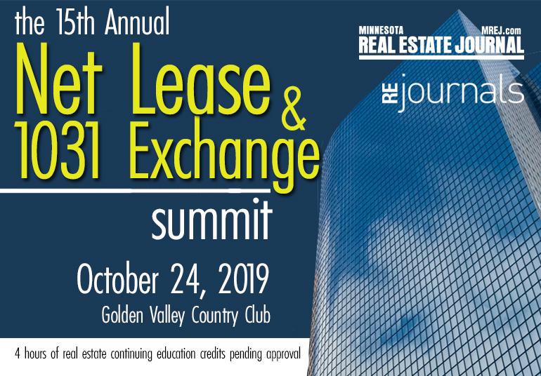 15th Annual Net Lease & 1031 Exchange Summit