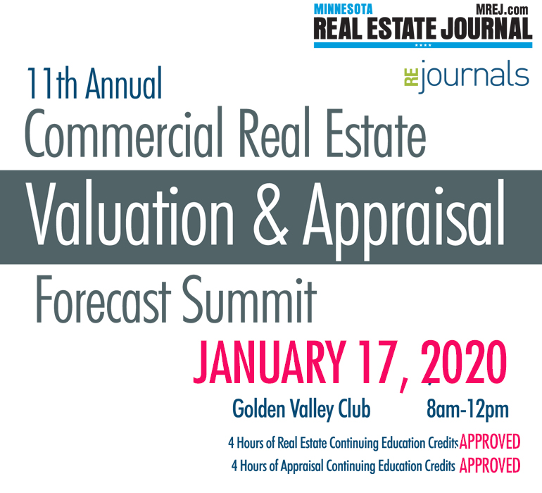2020 Commercial Real Estate Valuation & Appraisal Forecast Summit