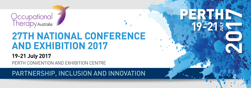 Occupational Therapy Australia 27th National Conference and Exhibition 2017