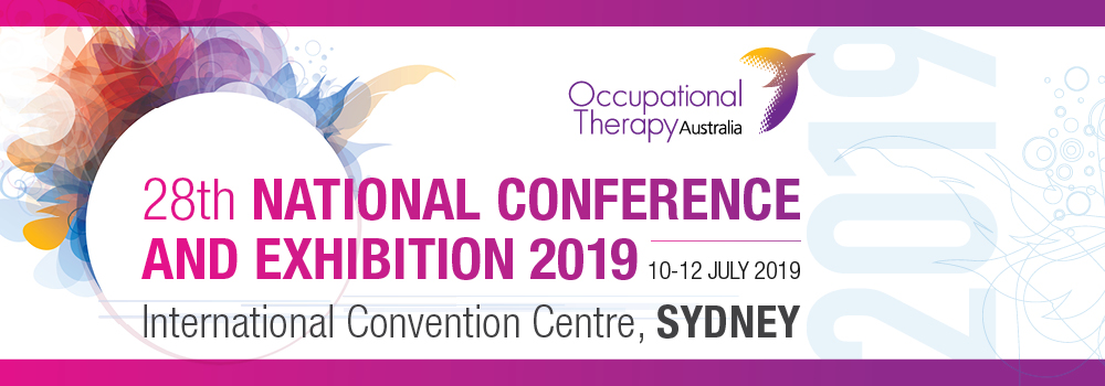 Occupational Therapy Australia 28th National Conference and Exhibition 2019