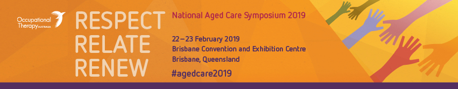 National OT Aged Care Symposium 2019