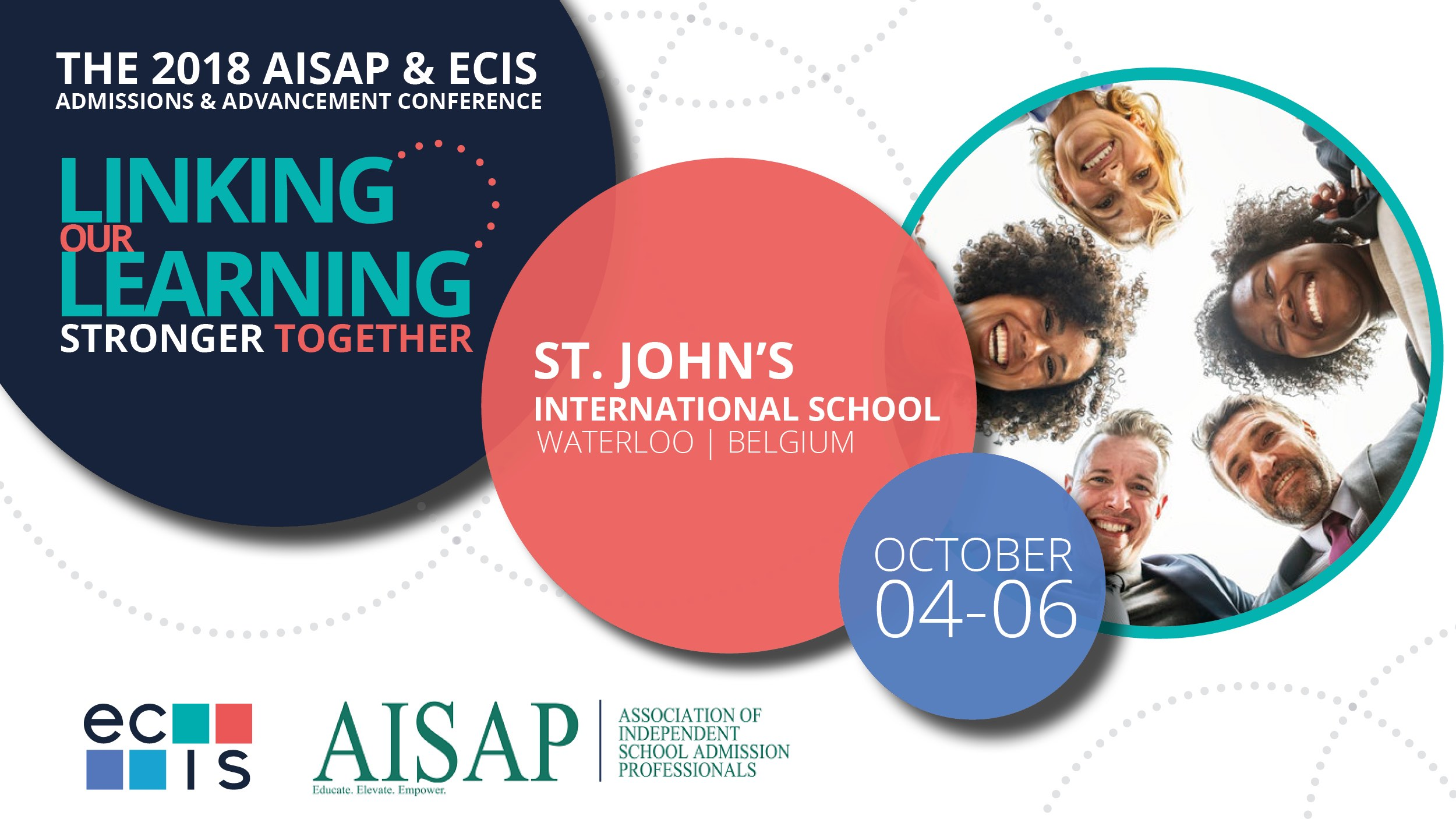 AISAP & ECIS Admissions and Advancement Conference 2018