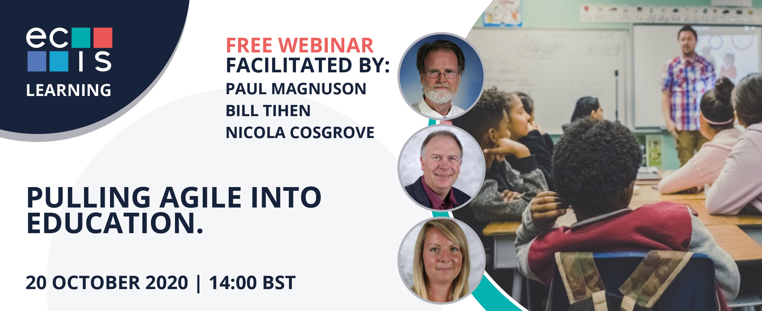 Webinar: Pulling agile into education