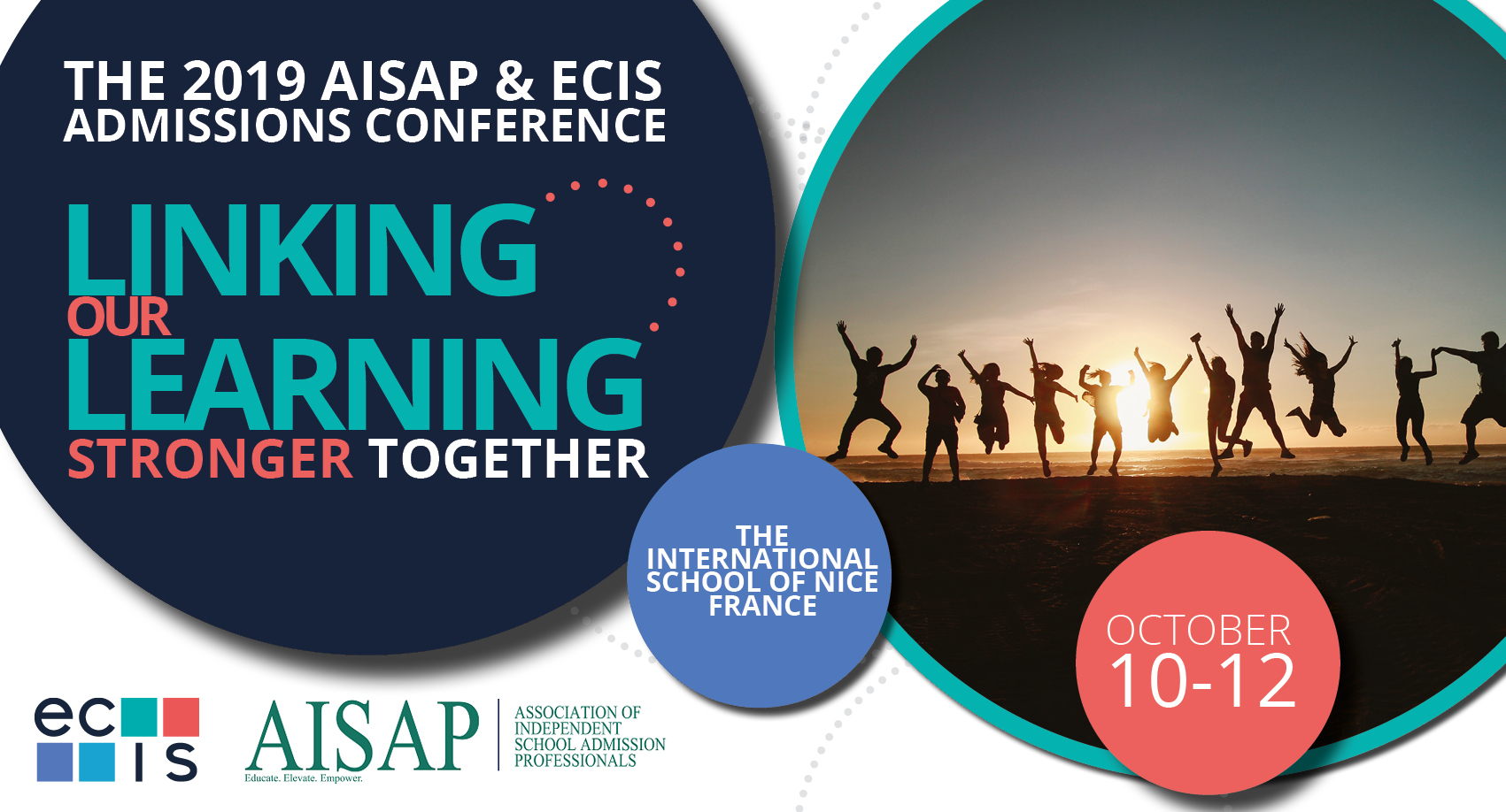 AISAP & ECIS Admissions Conference 2019