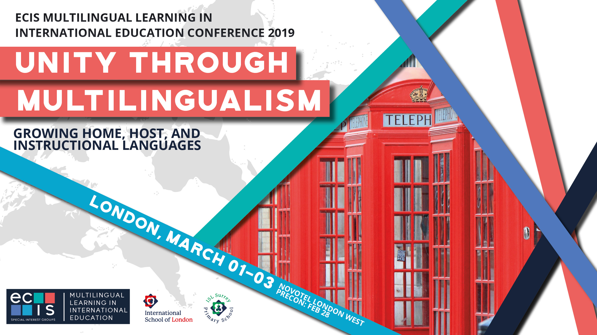 ECIS MLIE Conference 2019 - London