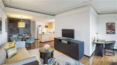 Two Bedroom Family Suite - Living Room