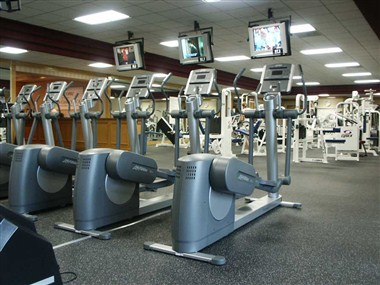 James Center YMCA Fitness Center