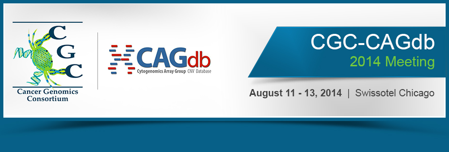 CGC-CAGdb 2014 Meeting
