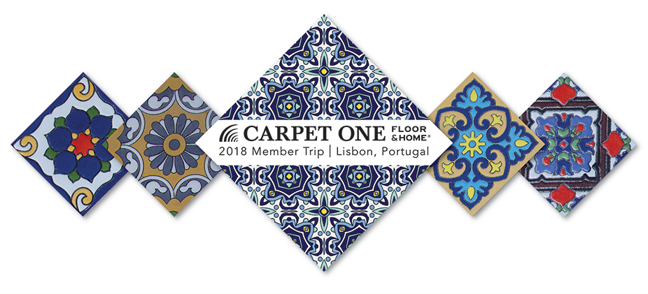 Carpet One Member Trip - Lisbon, Portugal - August 29 - September 4, 2018