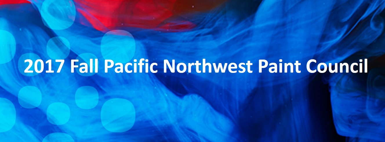 2017 Fall Pacific Northwest Paint Council